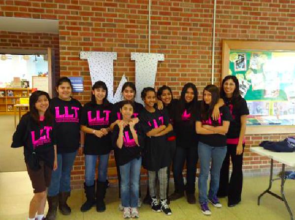 Latinas Leading Tomorrow WMS Chapter
