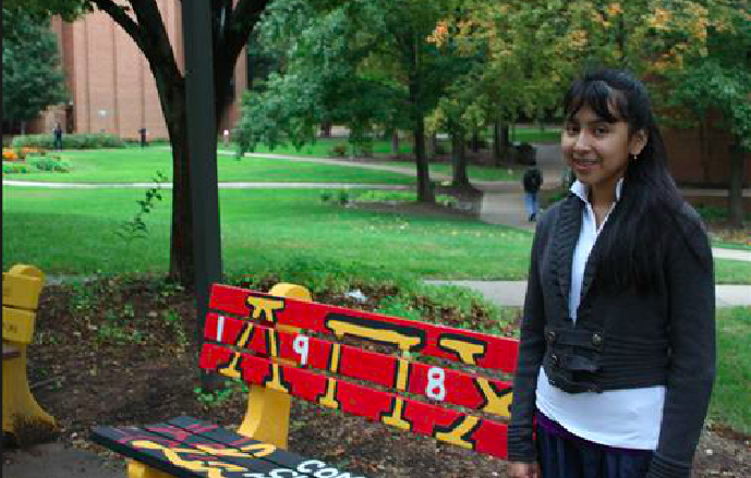 GMU College Visit