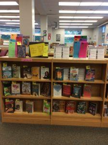 TAB bookshelf
