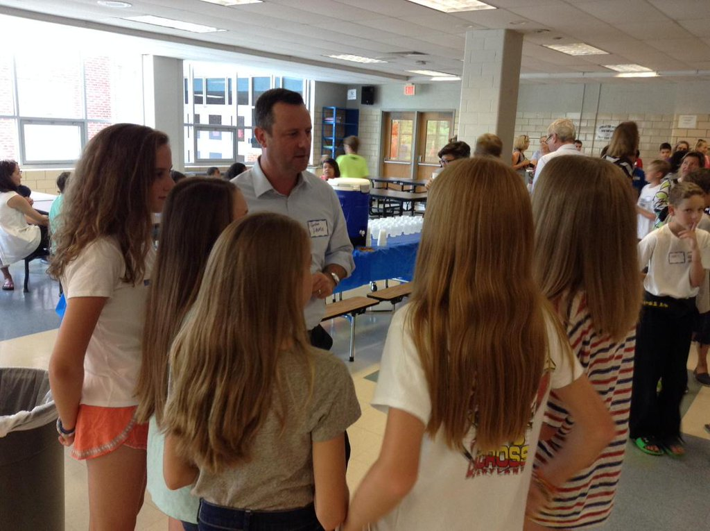 7th and 8th Grade Back-to-School Social