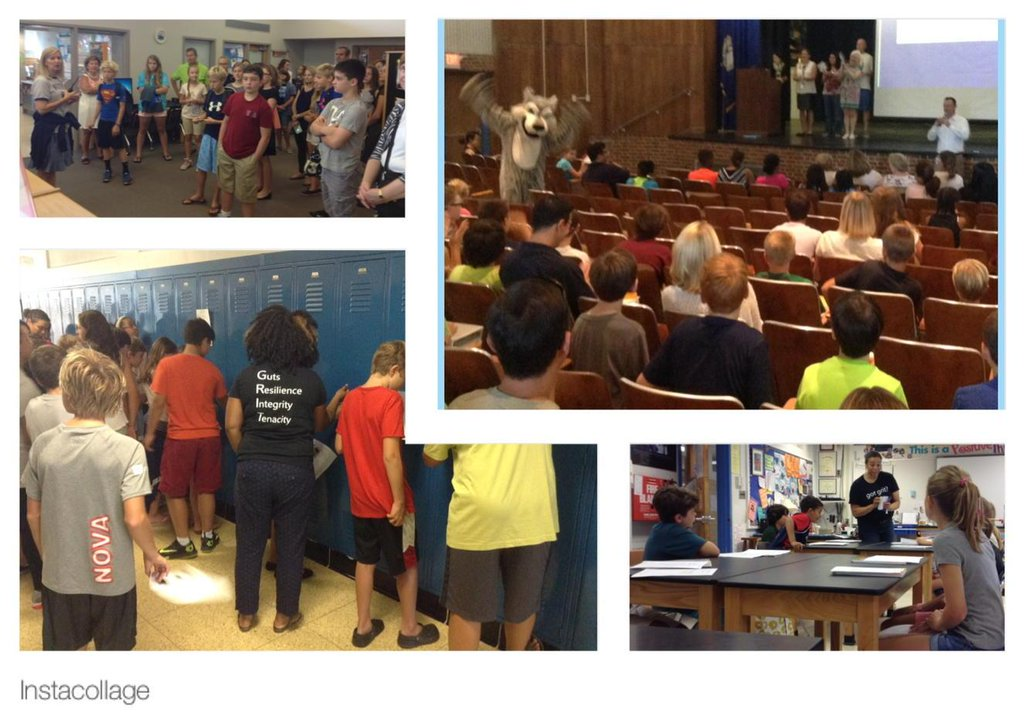 PALS Day for 6th Graders