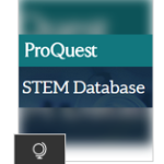 ProQuest STEM Database