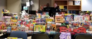 Fill the Cruiser Toy Drive