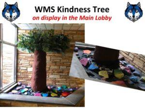 WMS Kindness Tree