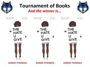 2019 Tournament of Books -- CHAMPION