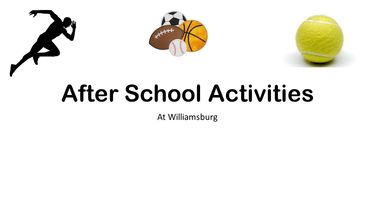 After School Activities : What you need to know