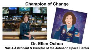 Champions of Change -- Ellen Ochoa - 2