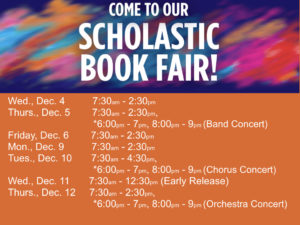 Book Fair, 2019