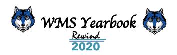 WMS Yearbook Rewind 2020