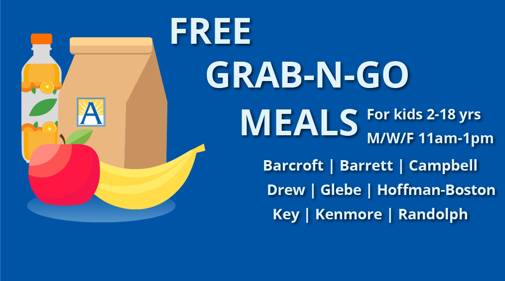 Free Meals for Students During Closure