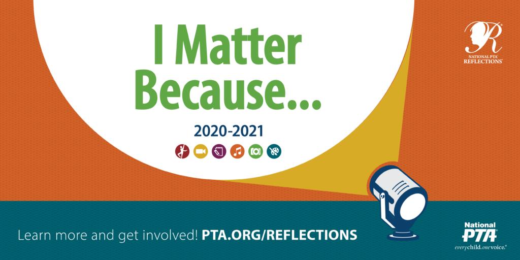 I Matter Because... 2020-2021