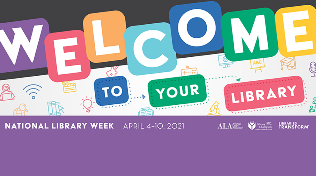 April is School Library Month!